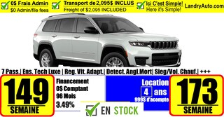 2021 Jeep All-New Grand Cherokee L Laredo VUS