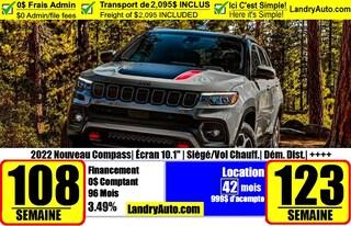 2022 Jeep Compass Trailhawk VUS