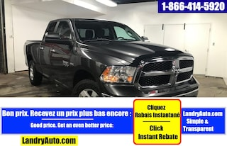 2017 Ram 1500 SLT QUAD V8 CAMERA BLUETOOTH MAGS Camion