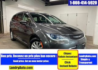 2017 Chrysler Pacifica TOURING L 7 PASS STOW CUIR GPS MAGS Mini-Fourgonnette