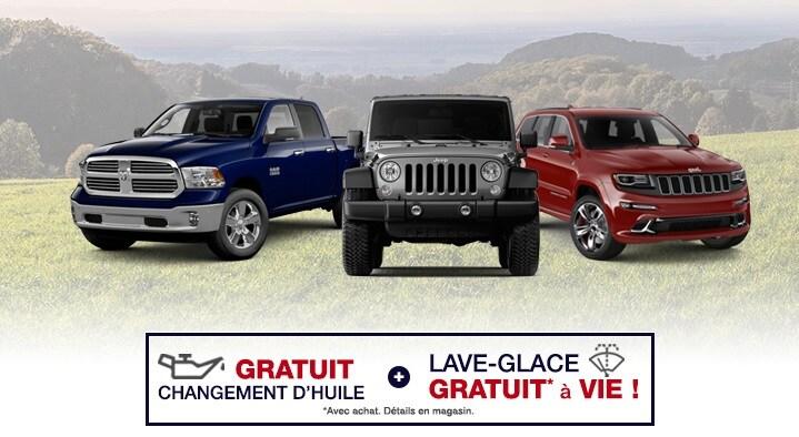 Véhicules Doccasion Chrysler Dodge Jeep Ram Et Autres Certifiés