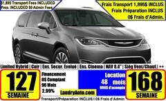 2020 Chrysler Pacifica Hybrid Limited Van