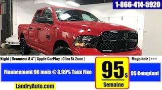 2019 Ram 1500 Classic Night Edition LandryAuto.com Camion Quad Cab
