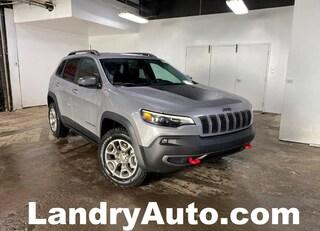 2021 Jeep Cherokee Trailhawk Elite VUS
