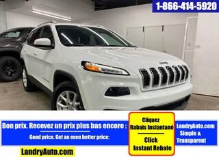 2018 Jeep Cherokee North VUS