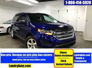 2015 Ford Edge SE FWD CAMERA BLUETOOTH MAGS VUS