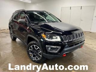 2021 Jeep Compass Trailhawk VUS