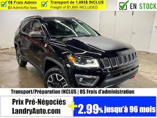 2021 Jeep Compass Trailhawk Elite VUS