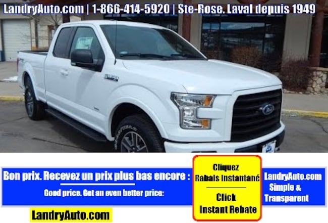 2016 Ford F-150 Camion