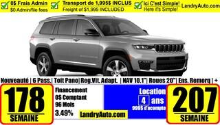 2021 Jeep All-New Grand Cherokee L Limited VUS