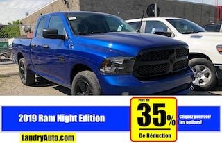 2019 Ram 1500 Classic Night Edition Camion Quad Cab
