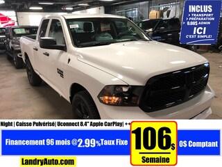 2020 Ram 1500 Classic Night Edition | Prix Employés + | Truck Quad Cab