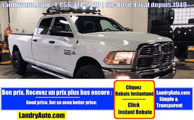 2015 Ram 2500 SLT PLUS CUMMINS DIESEL CREW GPS BOITE 8 Camion