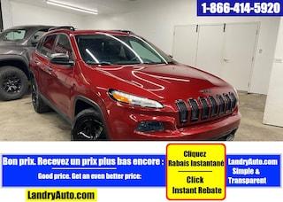 2016 Jeep Cherokee Sport VUS