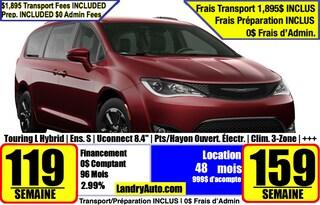 2020 Chrysler Pacifica Hybrid Touring-L Van
