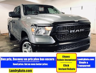 2019 Ram All-New 1500 Tradesman Camion Quad Cab
