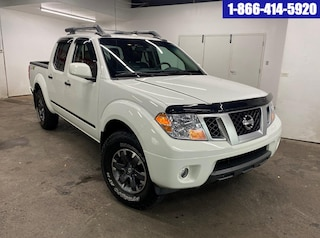 2018 Nissan Frontier PRO 4X CREW CUIR TOIT GPS MAGS Camion
