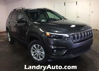 2019 Jeep Cherokee North VUS