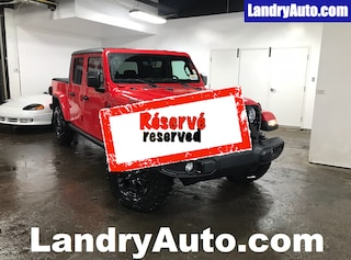 2021 Jeep Gladiator Willy's Camion cabine Crew