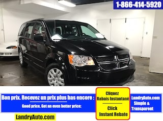 2016 Dodge Grand Caravan CVP 7 PASS GROUPE ELECTRIQUE Mini-Fourgonnette