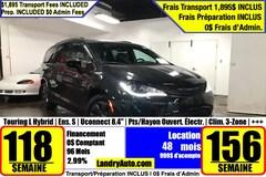 2020 Chrysler Pacifica Hybrid Touring-L S Van