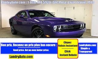 2019 Dodge Challenger GT BLACKTOP AWD CUIR GPS MAGS Coupé