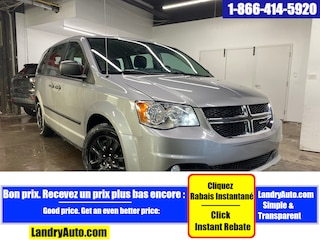 2017 Dodge Grand Caravan SE 7 PASS GROUPE ELECTRIQUE BLUETOOTH Mini-Fourgonnette