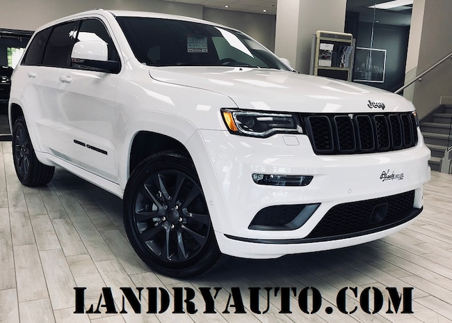 2019 Jeep Grand Cherokee High Altitude VUS