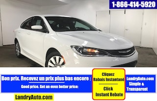 2015 Chrysler 200 LX 2.4 FWD BLUETOOTH GROUPE ELECTRIQUE Berline