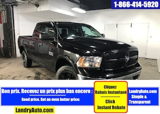 2017 Ram 1500 OUTDOORSMAN QUAD V6 BLUETOOTH MAGS  Camion