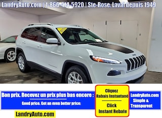 2015 Jeep Cherokee NORTH 4X4 CAMERA BLUETOOTH MAGS VUS
