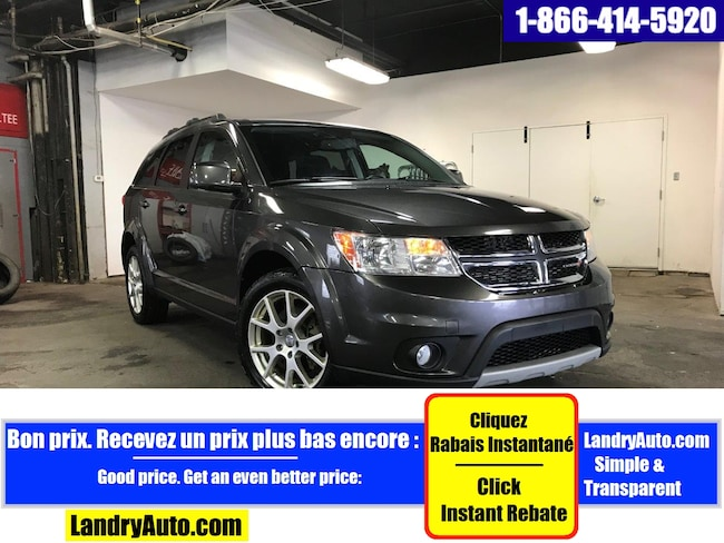 2014 Dodge Journey LIMITED FWD BLUETOOTH CAMERA MAGS VUS