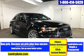 2015 Audi A4 KOMFORT PLUS CUIR TOIT BLUETOOTH MAGS Berline