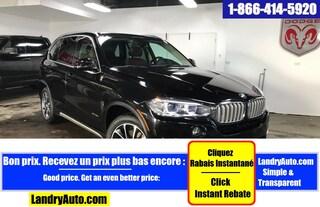 2016 BMW X5 35i PREMIUM CUIR TOIT PANO GPS MAGS VUS