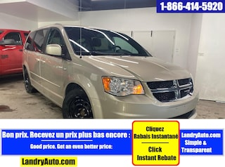 2014 Dodge Grand Caravan SE/SXT Mini-Fourgonnette