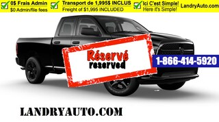 2021 Ram 1500 Classic SLT Black Edition Camion Quad Cab