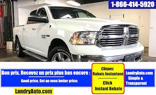 2015 Ram 1500 BIG HORN DIESEL CREW BLUETOOTH MAGS Camion