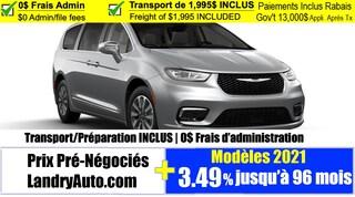 2021 Chrysler Pacifica Hybrid Limited Van Passenger Van
