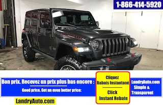 2018 Jeep Wrangler Unlimited RUBICON 4X4 GPS CAMERA MAGS VUS