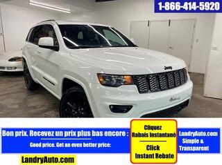 2018 Jeep Grand Cherokee ALTITUDE 4X4 TOIT GPS CAMER A/C MAGS VUS