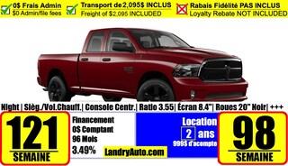 2021 Ram 1500 Classic Night Sub-Zero Camion Quad Cab