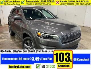2021 Jeep Cherokee North VUS