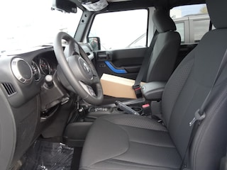 2018 Jeep Wrangler JK Unlimited Willys Wheeler SUV