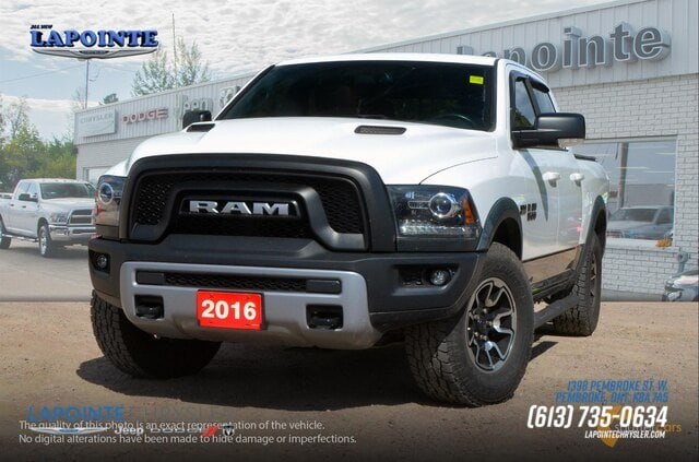 2016 Ram 1500 Rebel Truck