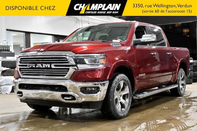 2019 Ram All-New 1500 Laramie Camion cabine Crew