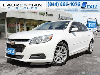2014 Chevrolet Malibu LT - CAPABLE ROOMY WITH SPACE FOR THE FAMILY Sedan