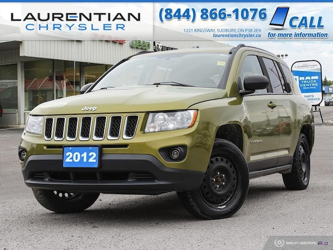 2012 Jeep Compass Limited - SELF-CERTIFY 4WD  Limited