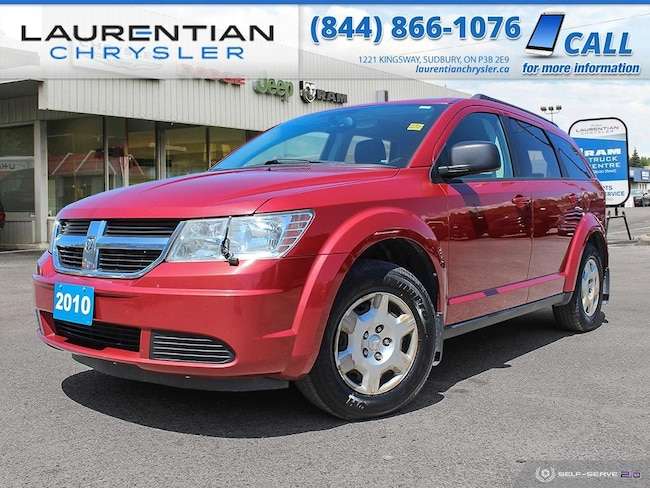 2010 Dodge Journey SE - SELF CERTIFY !! FWD  SE