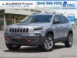 2020 Jeep Cherokee Trailhawk Elite Trailhawk Elite 4x4
