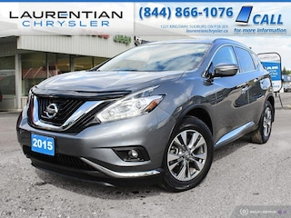 2015 Nissan Murano SV - CRUISE IN COMFORT IN THIS STYLISH SUV AWD  SV